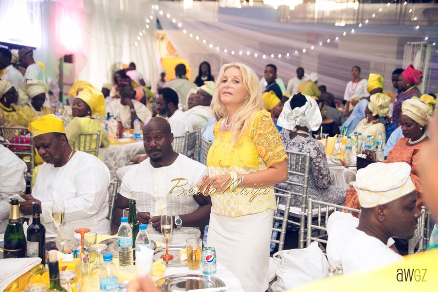 Yeni Kuti's Daughter's Wedding-Rolari Segun and Benedict Jacka - BellaNaija 20155G1A9904