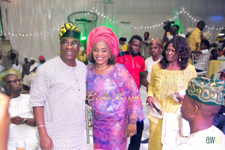 Yeni Kuti's Daughter's Wedding-Rolari Segun and Benedict Jacka - BellaNaija 20155G1A9992