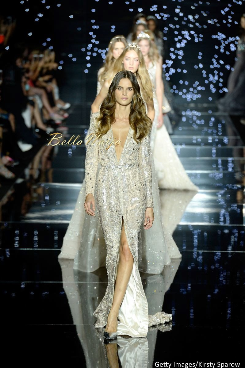 Zuhair Murad Fall Winter 2015 2016 haute Couture Collectio - Bellanaija - July2015002