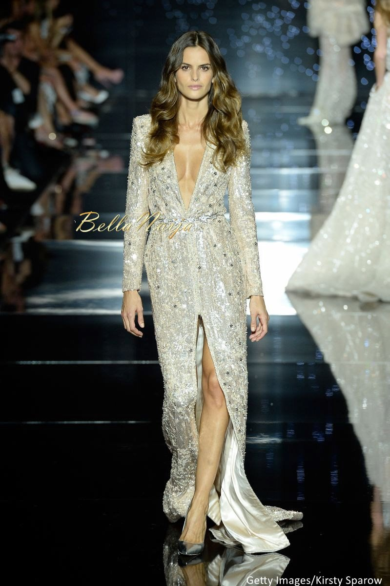 Zuhair Murad Fall Winter 2015 2016 haute Couture Collectio - Bellanaija - July2015015