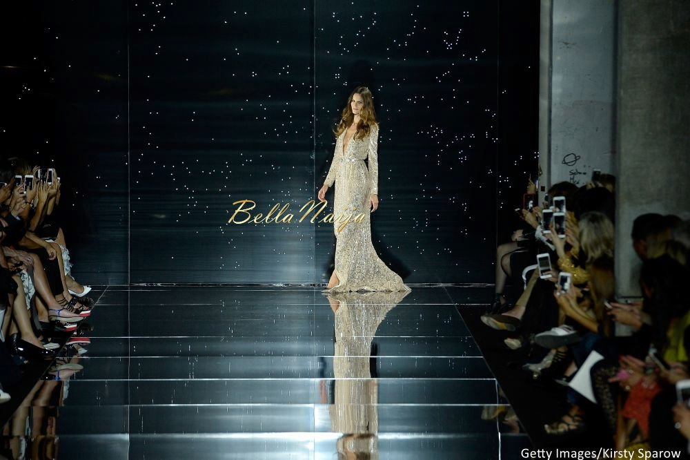 Zuhair Murad Fall Winter 2015 2016 haute Couture Collectio - Bellanaija - July2015016
