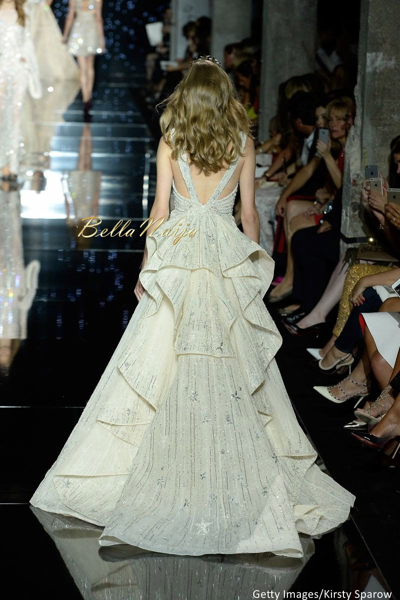 Zuhair Murad Fall Winter 2015 2016 haute Couture Collectio - Bellanaija - July2015017