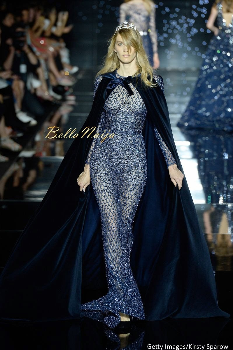 Zuhair Murad Fall Winter 2015 2016 haute Couture Collectio - Bellanaija - July2015024