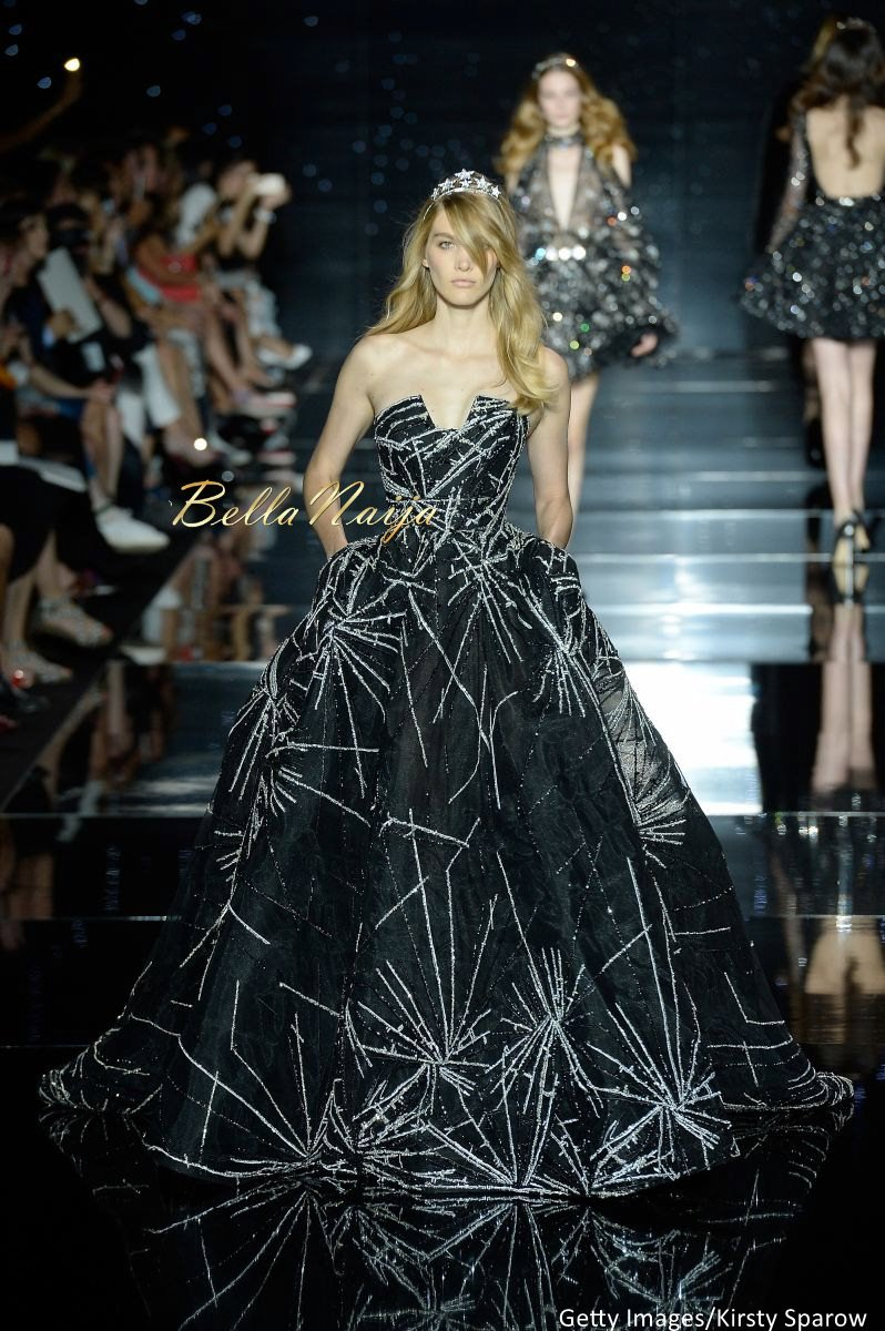 Zuhair Murad Fall Winter 2015 2016 haute Couture Collectio - Bellanaija - July2015027