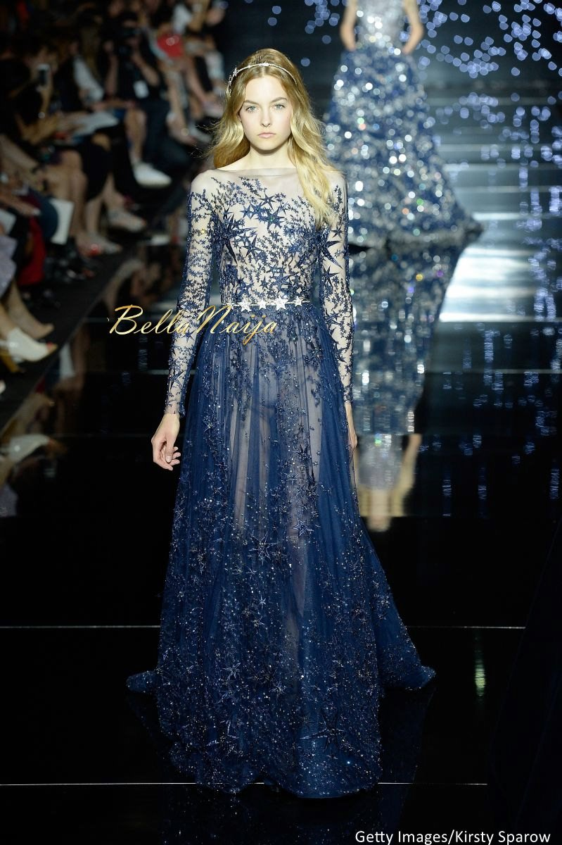 Zuhair Murad Fall Winter 2015 2016 haute Couture Collectio - Bellanaija - July2015028