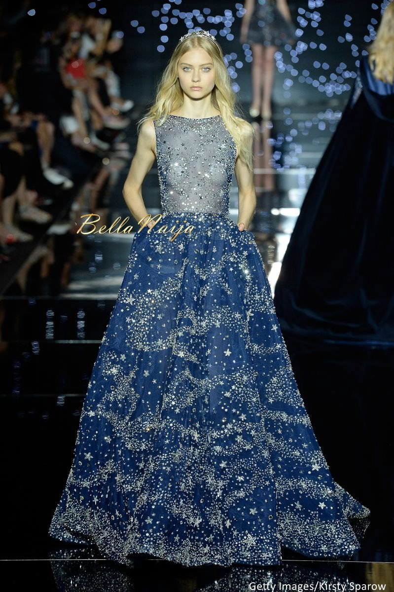 Zuhair Murad Fall Winter 2015 2016 haute Couture Collectio - Bellanaija - July2015029