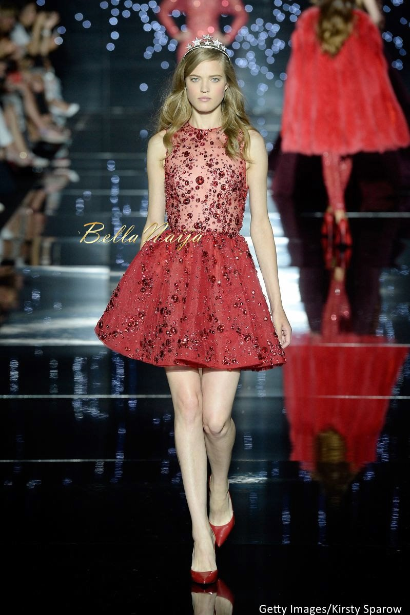 Zuhair Murad Fall Winter 2015 2016 haute Couture Collectio - Bellanaija - July2015032