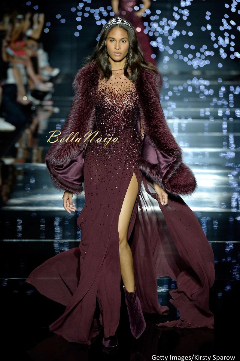 Zuhair Murad Fall Winter 2015 2016 haute Couture Collectio - Bellanaija - July2015033