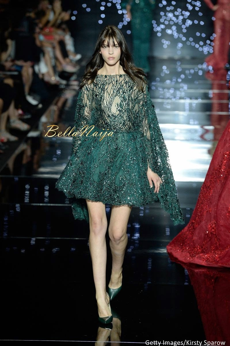 Zuhair Murad Fall Winter 2015 2016 haute Couture Collectio - Bellanaija - July2015034