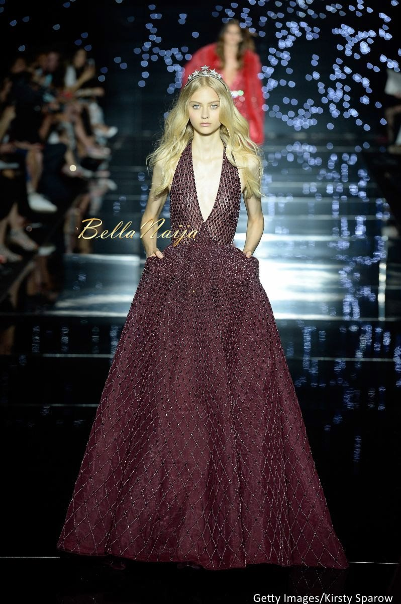 Zuhair Murad Fall Winter 2015 2016 haute Couture Collectio - Bellanaija - July2015038