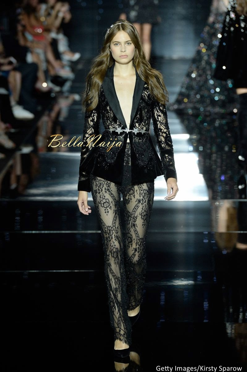 Zuhair Murad Fall Winter 2015 2016 haute Couture Collectio - Bellanaija - July2015039