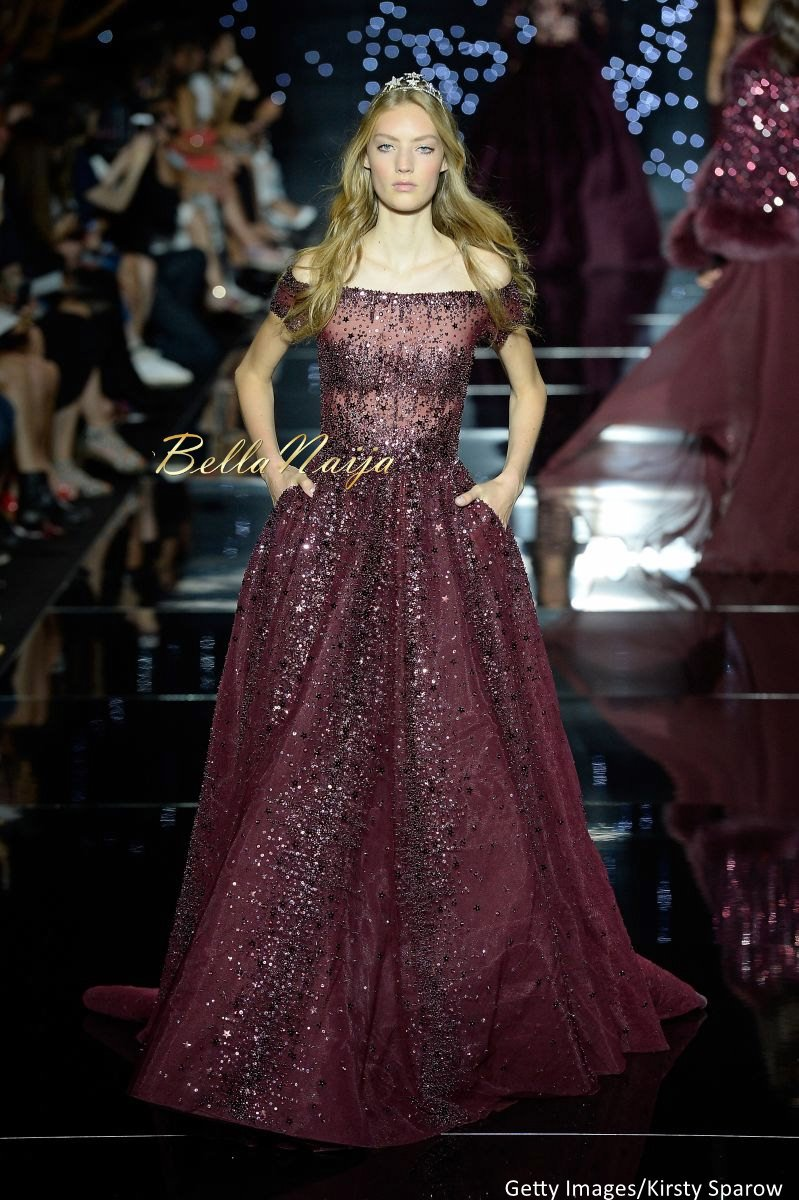 Zuhair Murad Fall Winter 2015 2016 haute Couture Collectio - Bellanaija - July2015040