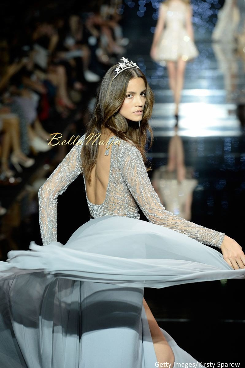 Zuhair Murad Fall Winter 2015 2016 haute Couture Collectio - Bellanaija - July2015049