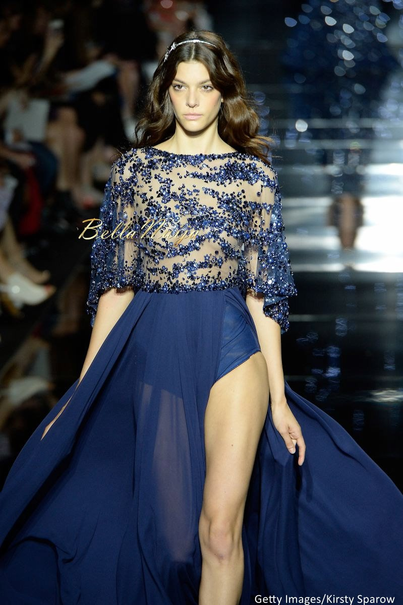 Zuhair Murad Fall Winter 2015 2016 haute Couture Collectio - Bellanaija - July2015052