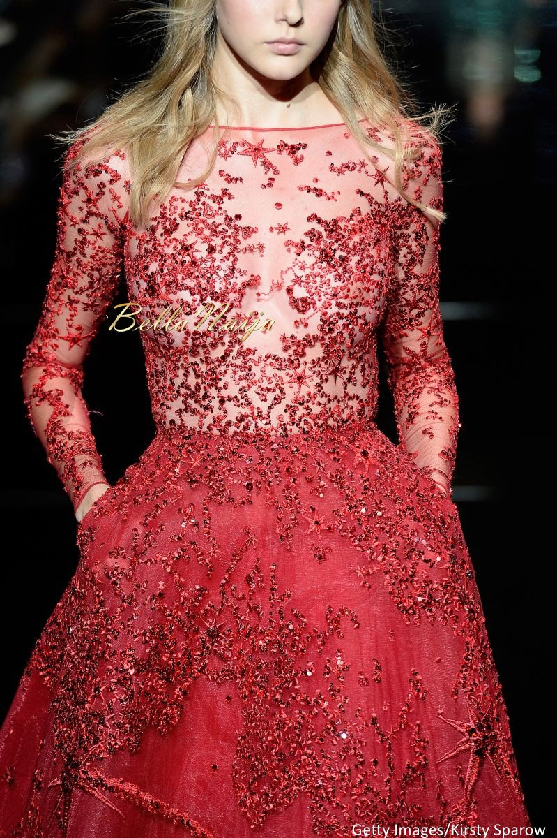 Zuhair Murad Fall Winter 2015 2016 haute Couture Collectio - Bellanaija - July2015060