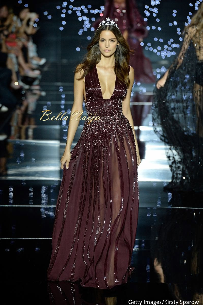 Zuhair Murad Fall Winter 2015 2016 haute Couture Collectio - Bellanaija - July2015064