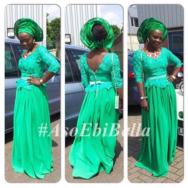 @adukealaso | dress by @marigoldcouture
