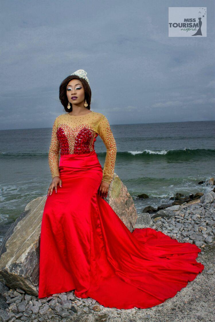 Miss Tourism Nigeria World 2015, Queen Ifeoma Anya ...