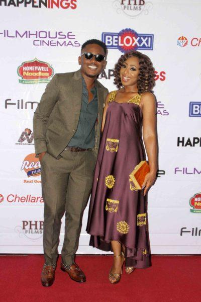 Timini Egbuson & Dakore Akande