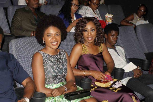 Dakore Akande & Omoni Oboli