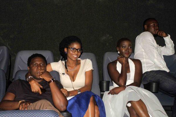 Seyi Babatope, Eno, Diana Yekinni & Tunji  Aderibigbe
