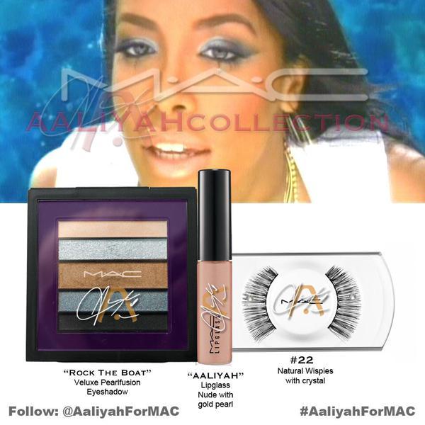 AAliyah for MAC - BellaNaija - August 2015004