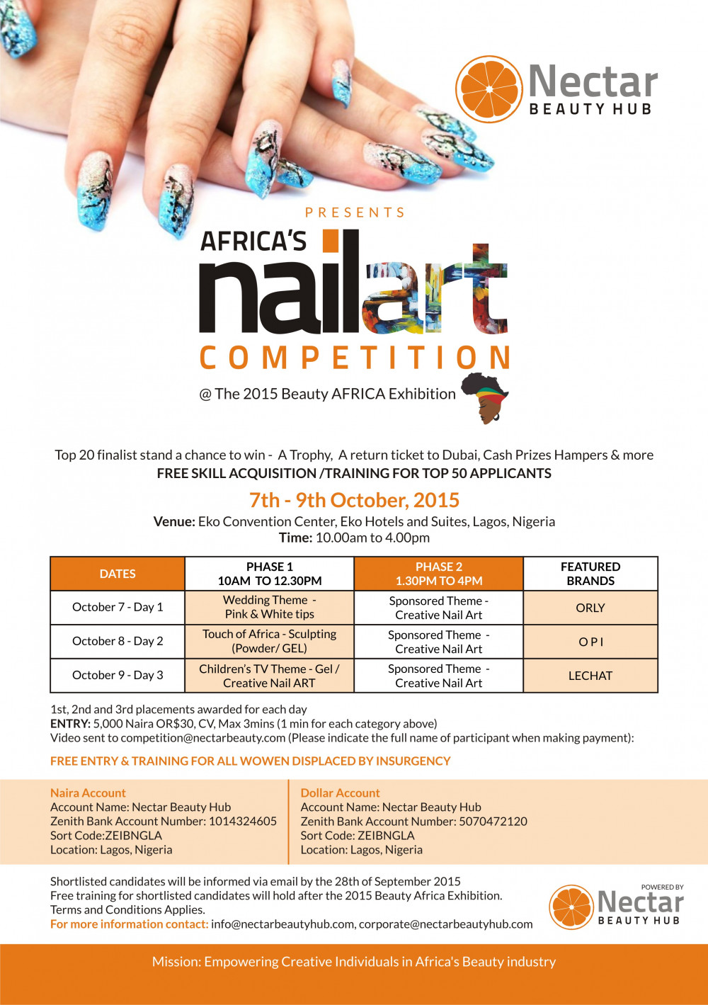Are You A Nail Technician Or Aspiring To Be One Improve Your Skills