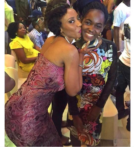 Abbyke Domina & Michelle Aigbe
