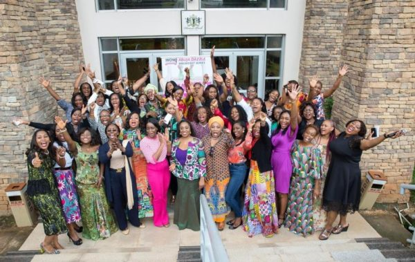 Abuja Women Break Out