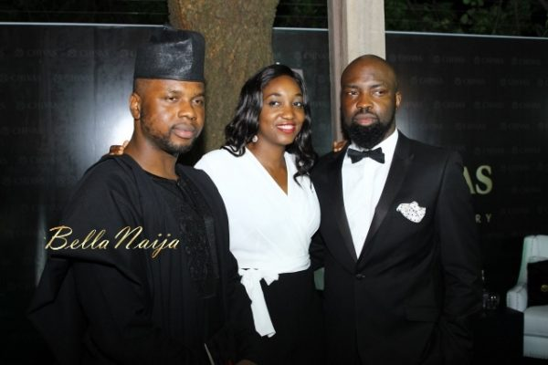 Adebola Williams, Zel Umunna & Audu Maikori