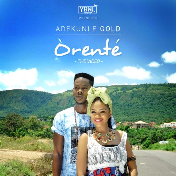 Adekunle Gold Orente