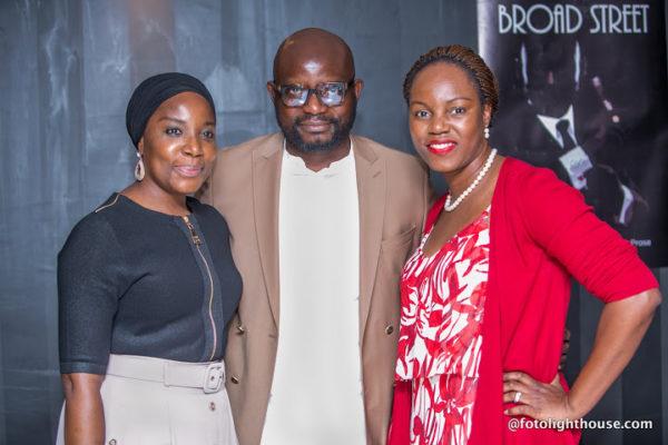 Adeola Dina, El Nukoya & Solape Agagu