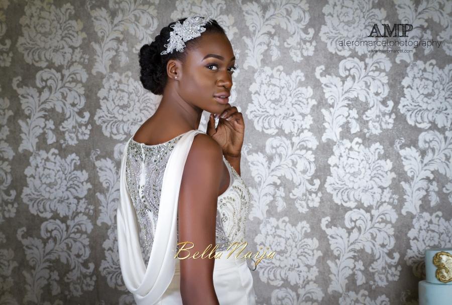 Art Deco Wedding Inspiration Shoot UK - BellaNaija - August 2015-004