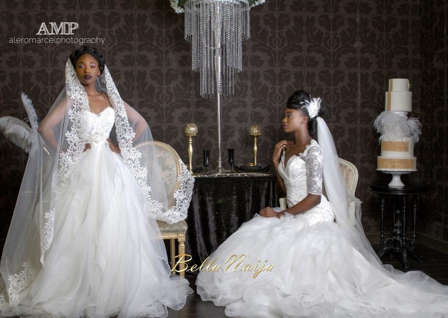 Art Deco Wedding Inspiration Shoot UK - BellaNaija - August 2015-016