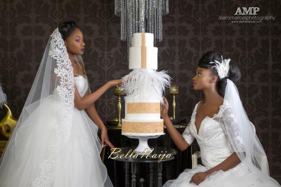 Art Deco Wedding Inspiration Shoot UK - BellaNaija - August 2015-017