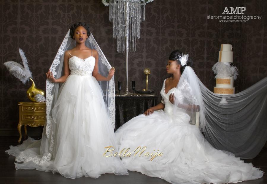Art Deco Wedding Inspiration Shoot UK - BellaNaija - August 2015-018