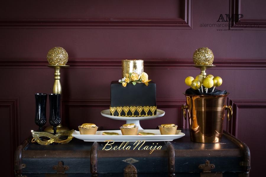 Art Deco Wedding Inspiration Shoot UK - BellaNaija - August 2015-020
