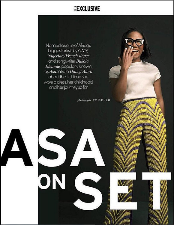 Asa for ELLE South Africa - BellaNaija - August2015001