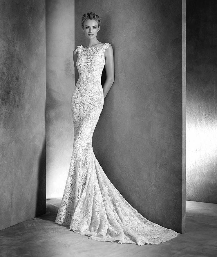 Atelier Pronovias-2016-Wedding Dresses-BellaNaijaILARI_B