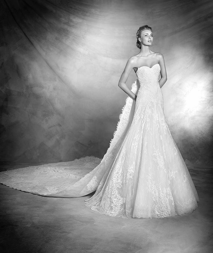 Atelier Pronovias-2016-Wedding Dresses-BellaNaijaVANES_B