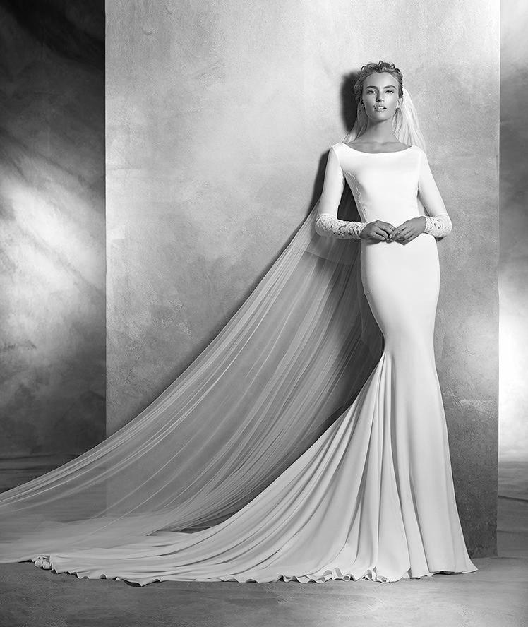 Atelier Pronovias-2016-Wedding Dresses-BellaNaijaVANIA_B