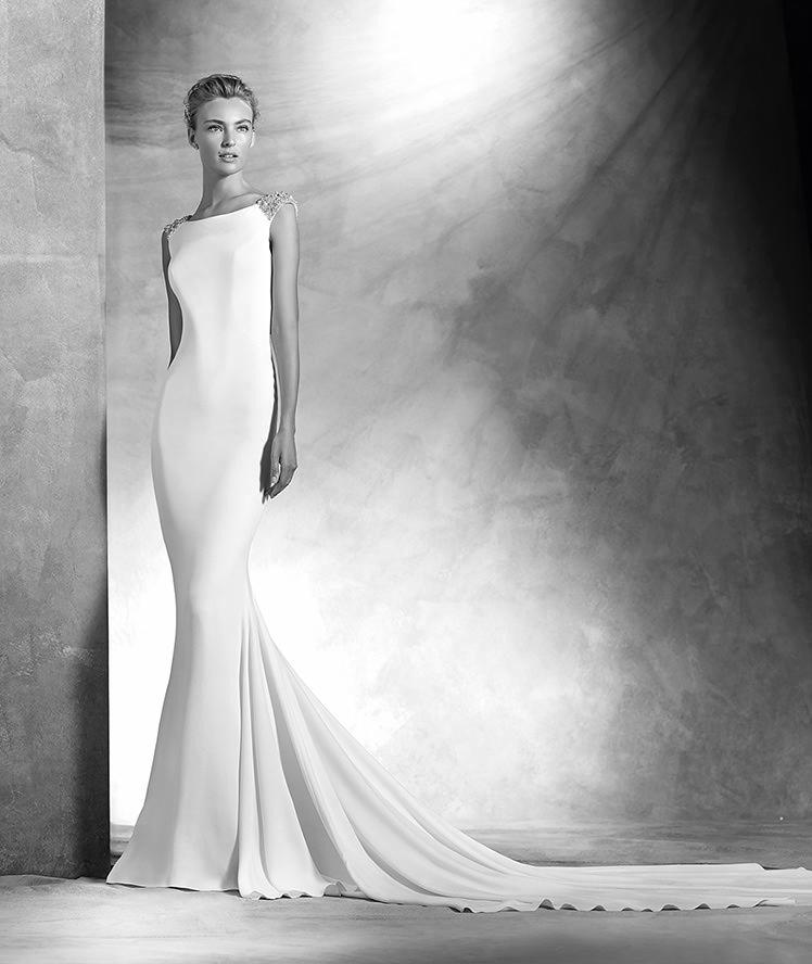 Atelier Pronovias-2016-Wedding Dresses-BellaNaijaVANILA_B