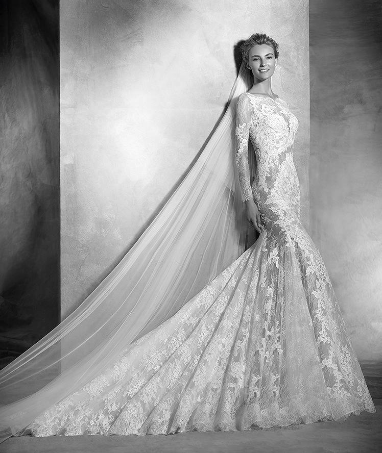 Atelier Pronovias-2016-Wedding Dresses-BellaNaijaVAREL_B