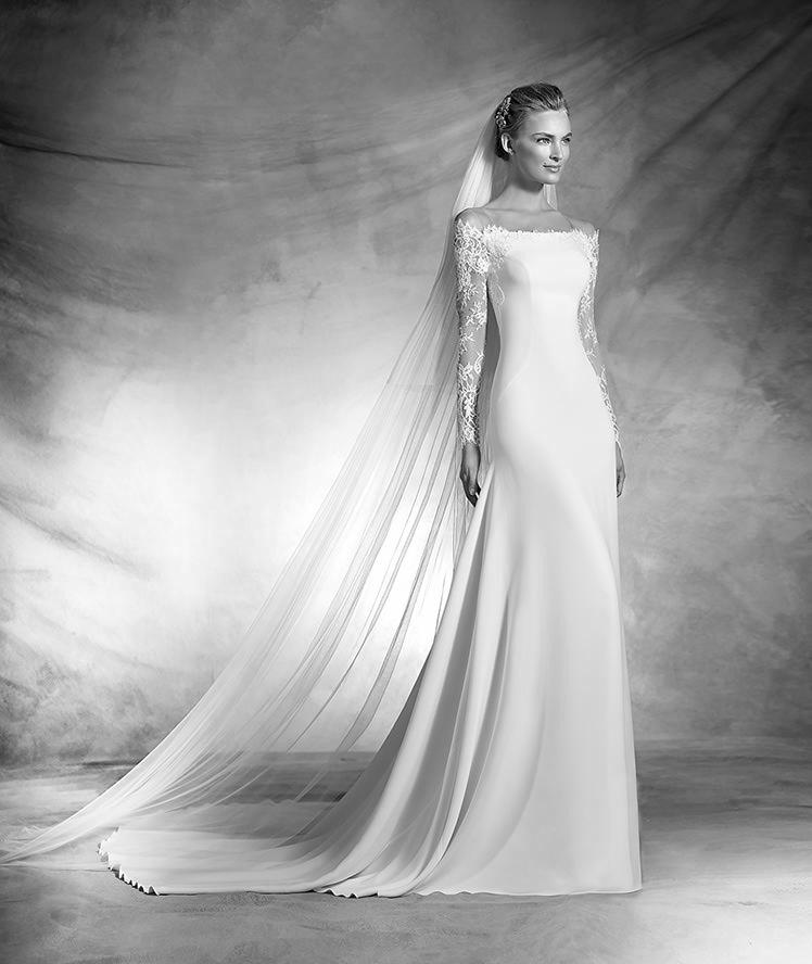 Atelier Pronovias-2016-Wedding Dresses-BellaNaijaVASILY_B