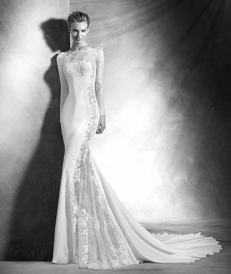 Atelier Pronovias-2016-Wedding Dresses-BellaNaijaVEDA_B