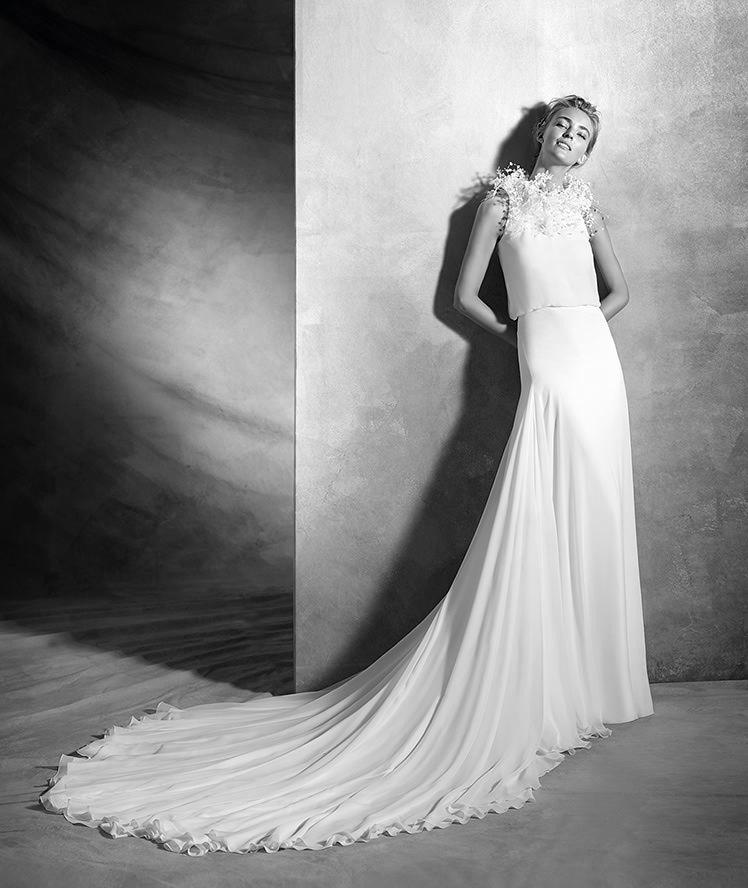 Atelier Pronovias-2016-Wedding Dresses-BellaNaijaVENETO_B