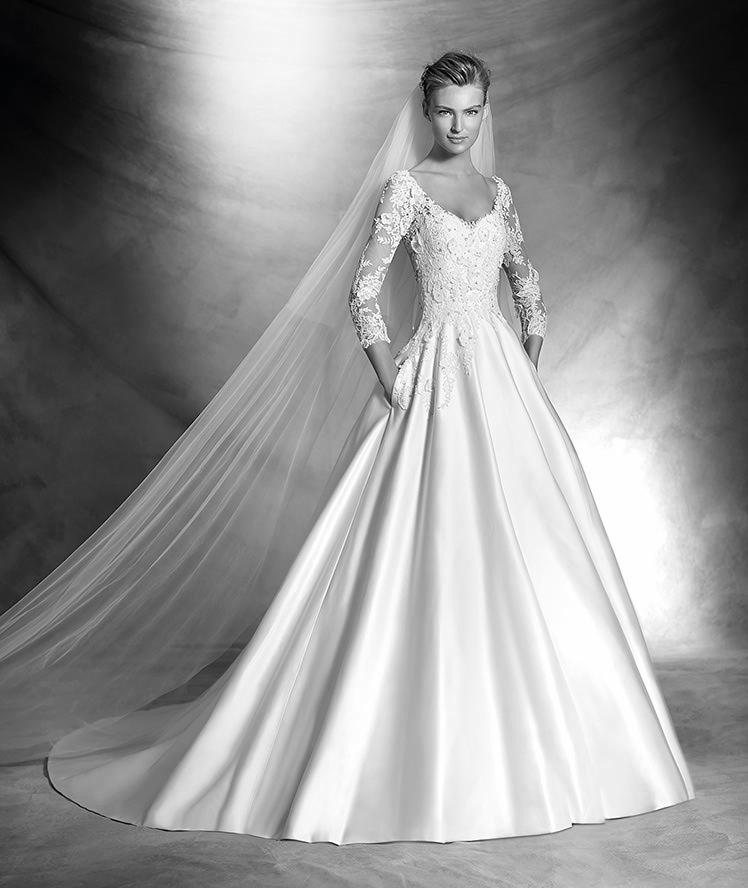 Atelier Pronovias-2016-Wedding Dresses-BellaNaijaVERSAL_B