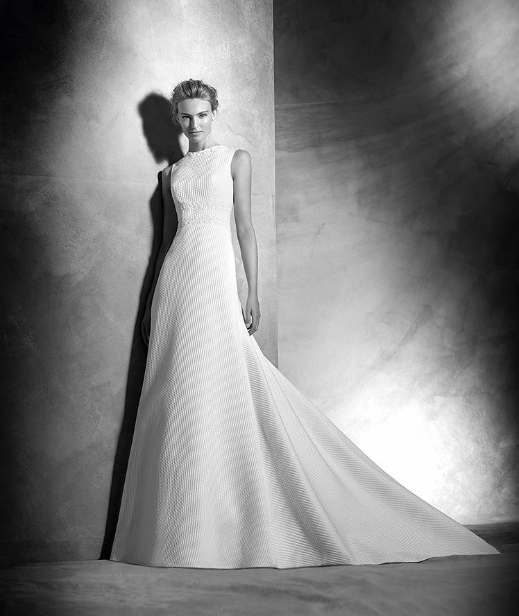 Atelier Pronovias-2016-Wedding Dresses-BellaNaijaVESPERA_B