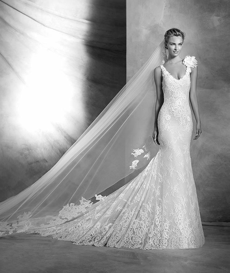 Atelier Pronovias-2016-Wedding Dresses-BellaNaijaVIVI_B