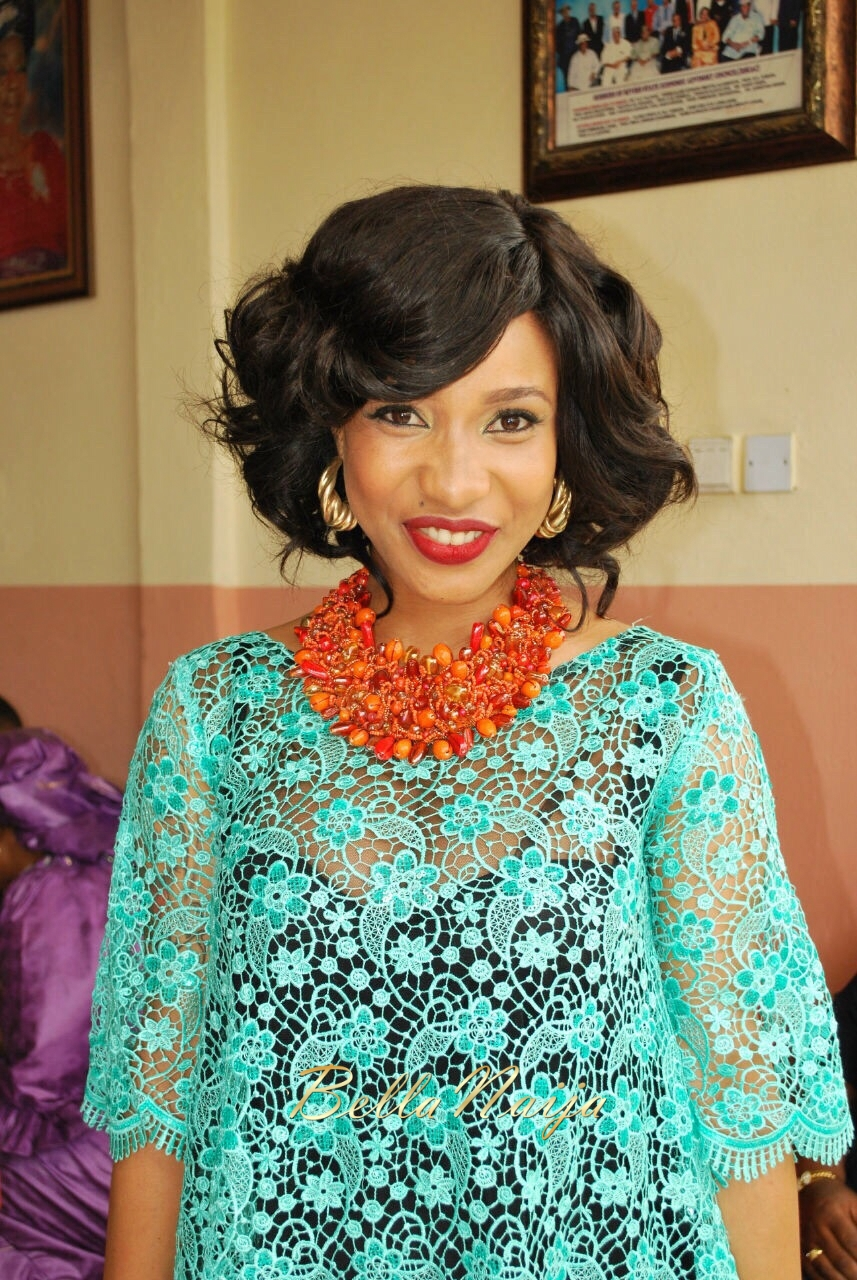 BN Exclusive: Photos from Tonto Dikeh & Oladunni Obasanjo Churchill ...